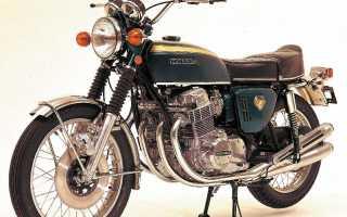 Мотоцикл CB750 Four K0 (1969): технические характеристики, фото, видео