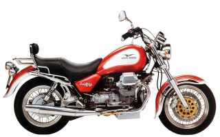 Мотоцикл California 1100EV (1997): технические характеристики, фото, видео