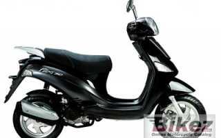 Мотоцикл Flexi 50 (2009): технические характеристики, фото, видео