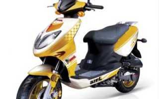 Мотоцикл Aries 50 (2009): технические характеристики, фото, видео