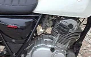 Мотоцикл TU250G Grasstracker (2002): технические характеристики, фото, видео