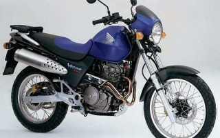 Мотоцикл FX650 Vigor (1998): технические характеристики, фото, видео