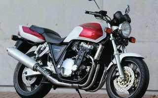 Мотоцикл CB 1000SF-T2 1994 (Japan): технические характеристики, фото, видео