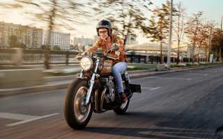 Мотоцикл CB750 Four K6 (1976): технические характеристики, фото, видео