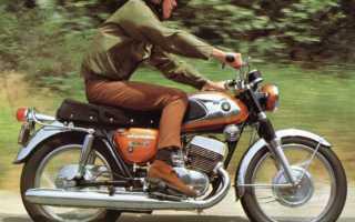 Мотоцикл T500 I Cobra (1968): технические характеристики, фото, видео