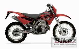 Мотоцикл Pampera 450 (2008): технические характеристики, фото, видео
