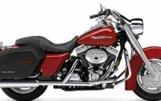 Мотоцикл FLHRI Road King (2003): технические характеристики, фото, видео