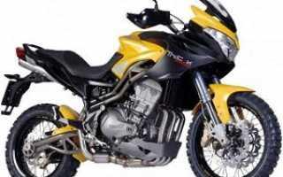 Мотоцикл Tre-K 1130 (2006): технические характеристики, фото, видео