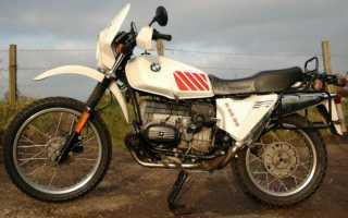 Мотоцикл R65GS (1987): технические характеристики, фото, видео