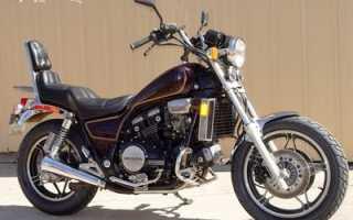 Мотоцикл VF750C (1982): технические характеристики, фото, видео