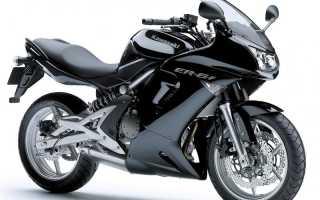 Мотоцикл ER-6f: технические характеристики, фото, видео
