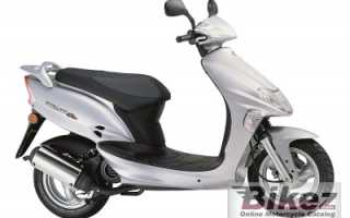 Мотоцикл Vitality (2008): технические характеристики, фото, видео