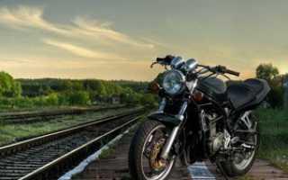 Мотоцикл GSF400 Bandit V (1991): технические характеристики, фото, видео