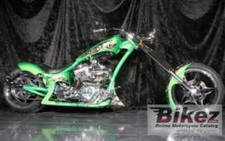 Мотоцикл High Roller 300 RDS (2007): технические характеристики, фото, видео