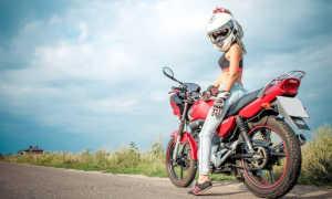 Как правильно ездить на мотоцикле