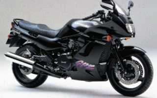 Мотоцикл GPZ 1100 Horizont: технические характеристики, фото, видео