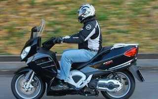 Мотоцикл SpiderMax RS500 (2010): технические характеристики, фото, видео