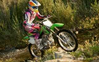 Мотоцикл KLX140 2008: технические характеристики, фото, видео