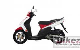 Мотоцикл Passion 125 Sports (2011): технические характеристики, фото, видео
