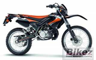 Мотоцикл XTM 50 Enduro (2010): технические характеристики, фото, видео