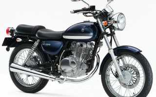 Мотоцикл ST250 (2004): технические характеристики, фото, видео