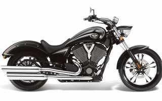 Мотоцикл Vegas Zach Ness (2011): технические характеристики, фото, видео