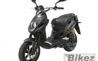 Мотоцикл PMX Naked 50 (2011): технические характеристики, фото, видео