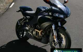 Мотоцикл 1125RR (2010): технические характеристики, фото, видео