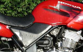 Мотоцикл CB500E (1995): технические характеристики, фото, видео