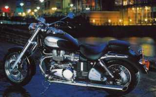 Мотоцикл Bonneville America (2002): технические характеристики, фото, видео