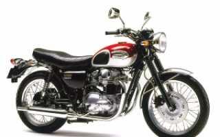Мотоцикл W650: технические характеристики, фото, видео
