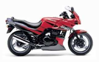 Мотоцикл Ninja 500R 2007: технические характеристики, фото, видео