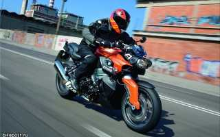 Мотоцикл K1300R (2009): технические характеристики, фото, видео