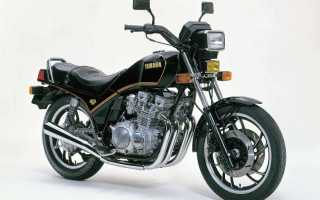 Мотоцикл XJ750RH (1981): технические характеристики, фото, видео