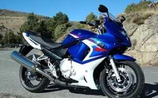Мотоцикл GSX650F: технические характеристики, фото, видео