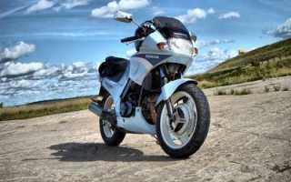 Мотоцикл VT250F (1983): технические характеристики, фото, видео