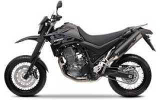 Мотоцикл XT660X (2004): технические характеристики, фото, видео