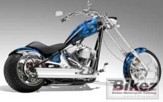 Мотоцикл Ridgeback (2011): технические характеристики, фото, видео