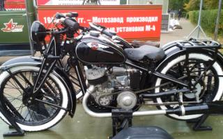 Мотоцикл YB9 Bellaria (1990): технические характеристики, фото, видео