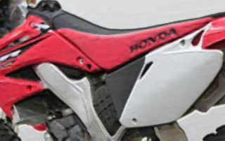 Мотоцикл CR125R (2007): технические характеристики, фото, видео