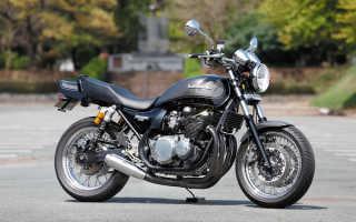 Мотоцикл Zephyr 750 1990: технические характеристики, фото, видео