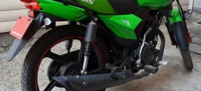 Мотоцикл Town 150: технические характеристики, фото, видео