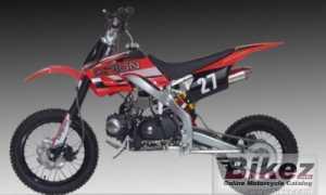 Мотоцикл AGB-27 (2008): технические характеристики, фото, видео