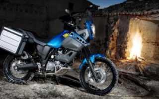Мотоцикл XTZ660Z Ténéré (1994): технические характеристики, фото, видео