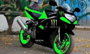 Покраска мотоцикла: какие нужны инструменты, как покрасить своими руками