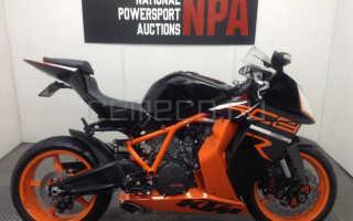 Мотоцикл 1190RC8R (2011): технические характеристики, фото, видео