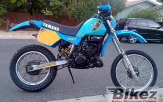 Мотоцикл IT490 (1983): технические характеристики, фото, видео