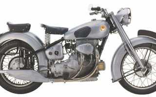 Мотоцикл 500 (1949): технические характеристики, фото, видео