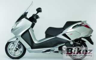 Мотоцикл Satelis 125 Compressor (2010): технические характеристики, фото, видео