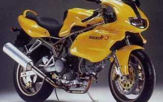 Мотоцикл 750 Carenata (1998): технические характеристики, фото, видео